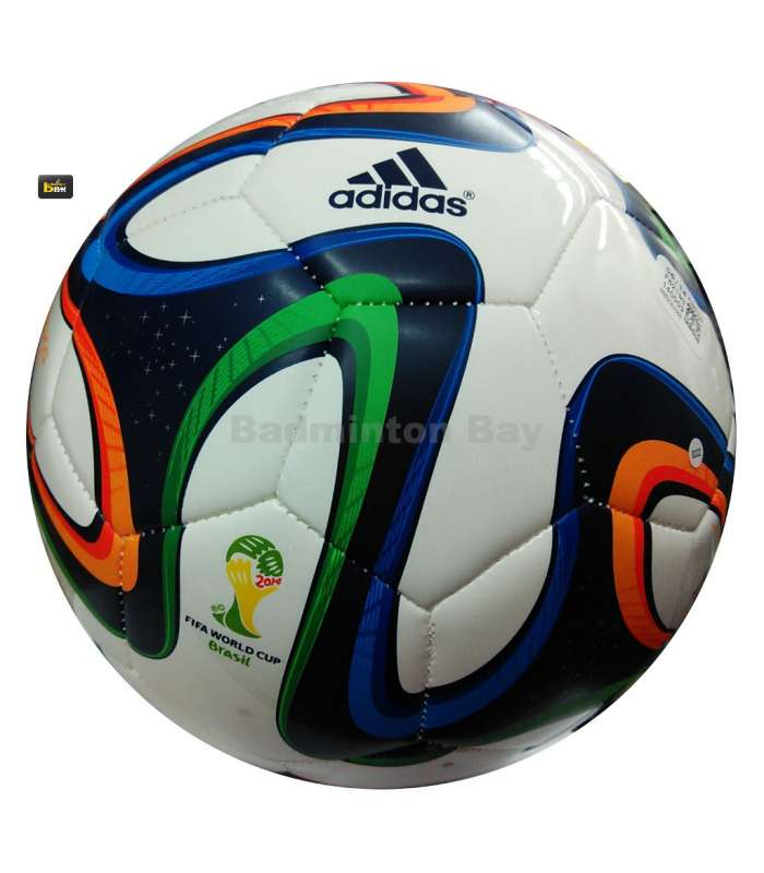 ~Out of stock Adidas Brazuca 2014 Glider Football Match Ball Replica FIFA Size 5
