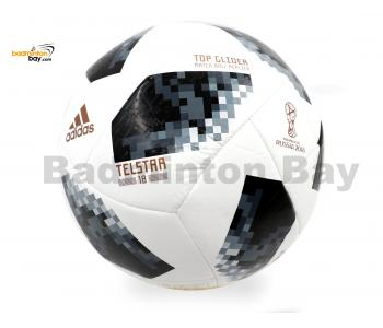 Genuine Adidas FIFA World Cup 2018 Telstar 18 Top Glider Ball Soccer Football Size 5 Russia