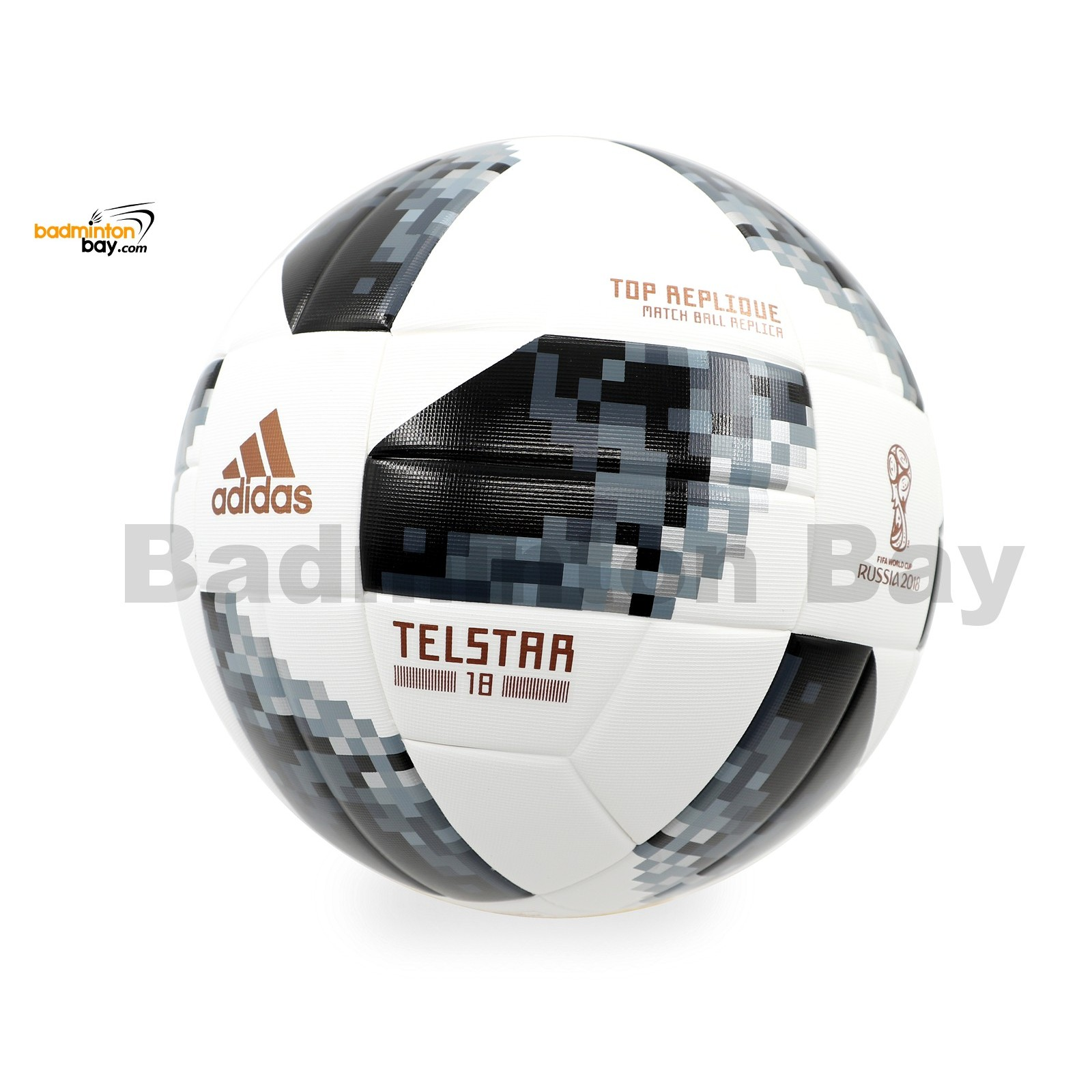 54b22ee6ab1 Genuine Adidas FIFA World Cup 2018 Telstar 18 Top Replique Ball Soccer  Football Size 5 Russia