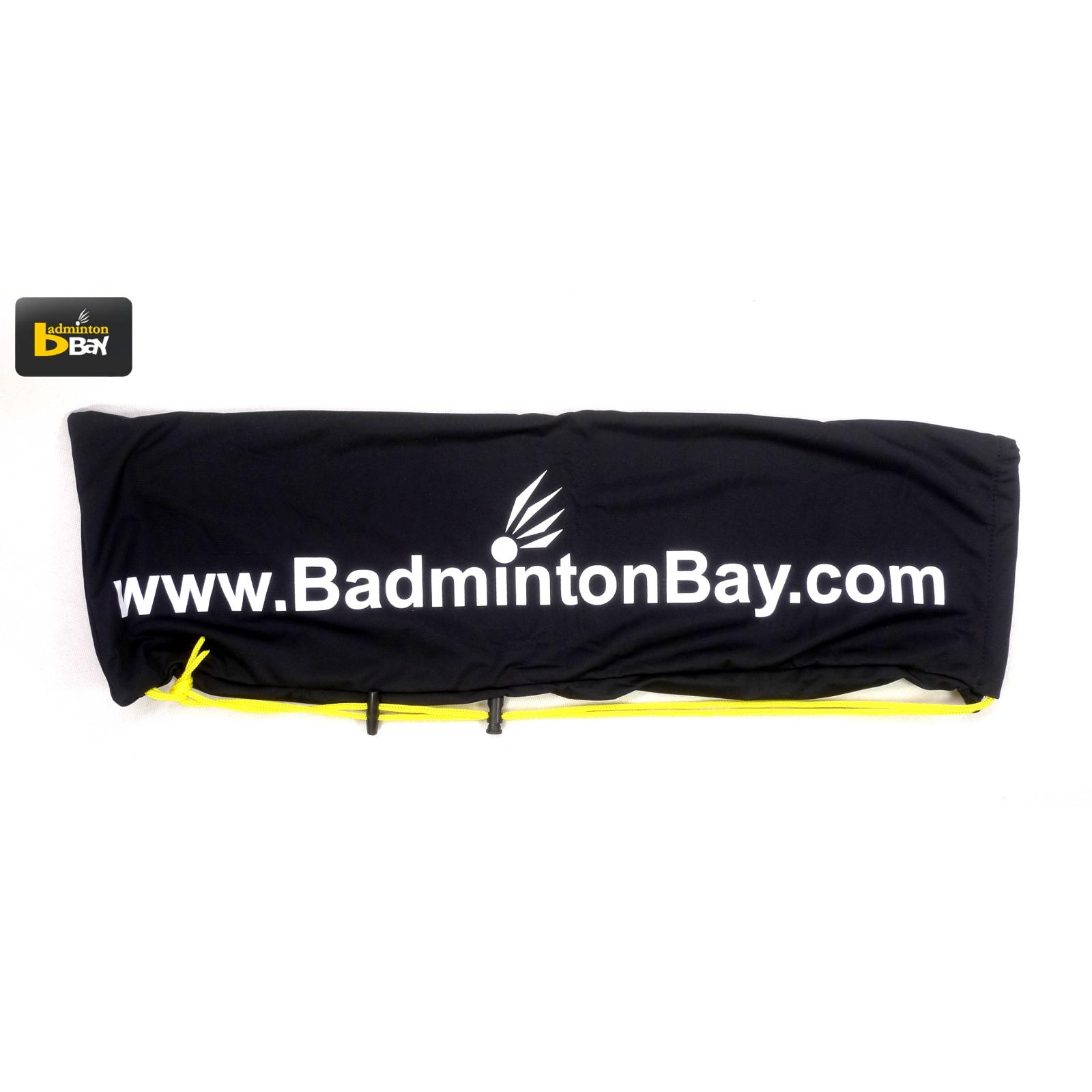 chun GUANG YU 2 Pieces Badminton Racket Equipment Unisex Badminton Racket Cover Badminton Racket Bag with Adjustable Shoulder Strap.