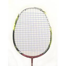30% OFF Abroz Nano Power Z-Light Badminton Racket (6U) Strung with Blue Abroz DG67 Power String @ 21 lbs