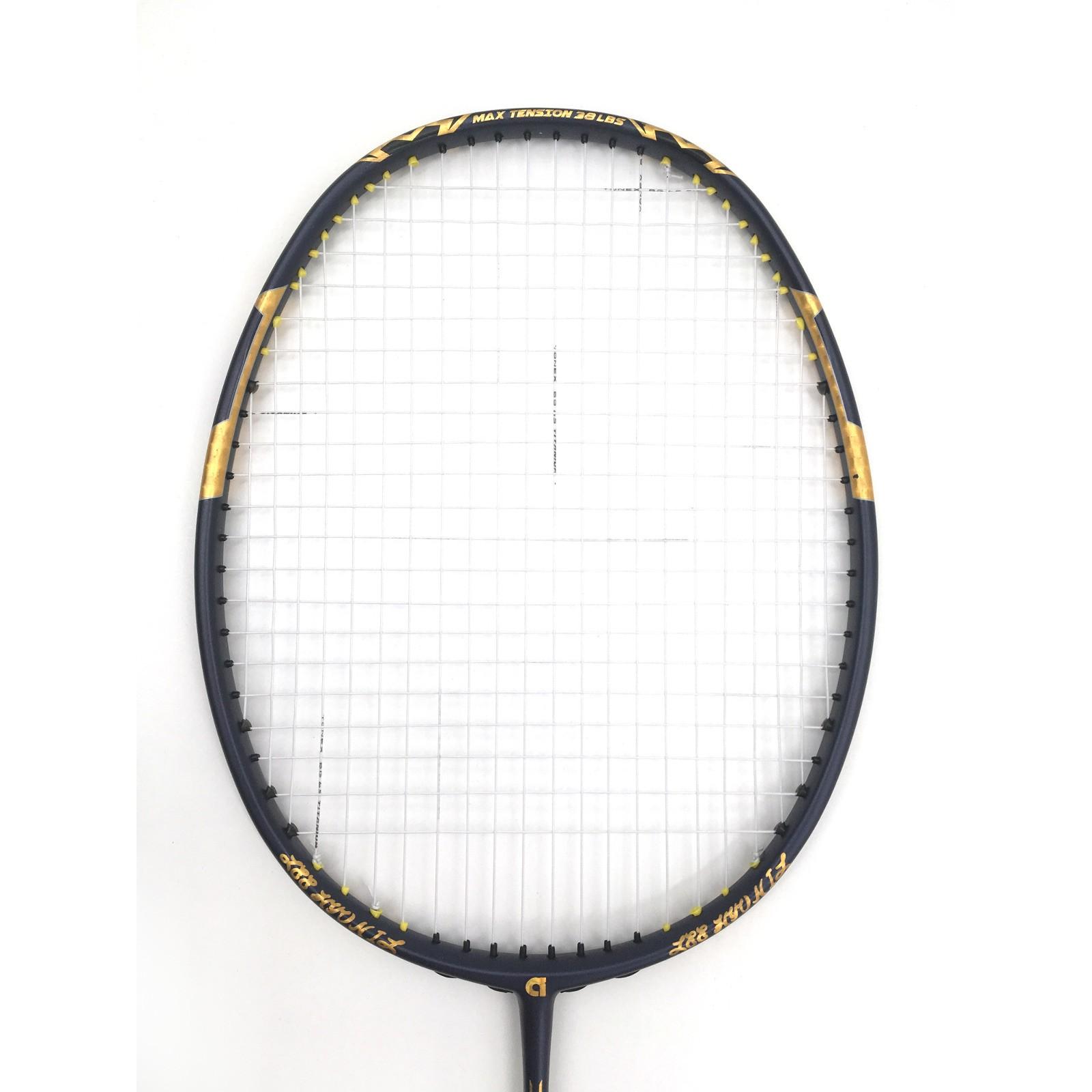 30% OFF Apacs Ziggler LHI Lee Hyun il Navy Gold Badminton Racket