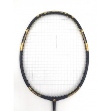 30% OFF Apacs Ziggler LHI (Lee Hyun-il) Navy Gold Badminton Racket Compact Frame (4U) Strung with White Yonex BG65Ti String @ 24 lbs