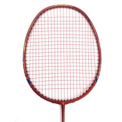 30% OFF Apacs Blend 6000 Red Badminton Racket (4U)  with Red Apacs Lethal 66 Offensive String @ 26 lbs