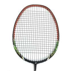 30% OFF Yonex - Nanoray Light 9i iSeries ARC-LT9IEX Black Green Orange Badminton Racket  (5U-G5) Strung with Black Apacs Lethal 66 Offensive String @ 24 lbs