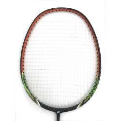 30% OFF Yonex - Nanoray Light 9i iSeries ARC-LT9IEX Black Green Orange Badminton Racket  (5U-G5) Strung with White Yonex Nanogy 99 String @ 28 lbs
