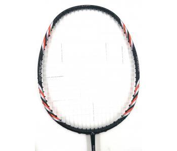 30% OFF (C) Abroz Nano 9900 Power Badminton Racket (5U) Strung with White Abroz DG67 Power String @ 24 lbs Slight Paint Scratch (refer picture)