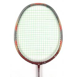 20% off  Apacs Feather Weight 200 (7U) Badminton Racket Strung with Apacs Lethal 66 String (0.67mm) at 23 lbs.