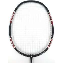30% off  Apacs Lurid Power 21 Badminton Racket Strung with Fleet Ultramax Turbo Nano 66 String (0.66mm) at 24 lbs.