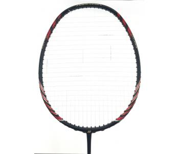 20% OFF Yonex NANOSPEED 9900 Red Badminton Racket NS9900 (3U-G5) Strung With White Yonex BG66 Ultimax string @ 24 lbs