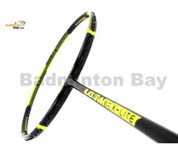 Fischer Black Granite Xlite Oversize Badminton Racket (5U-G6)