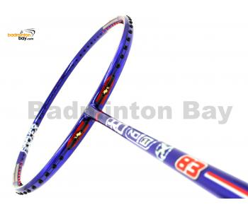 Fischer Pro NO. 1 FT83 Chrome Royal Blue Badminton Racket (4U-G6)