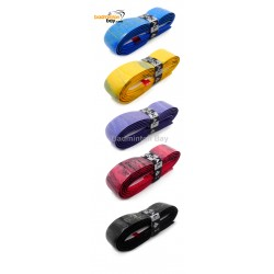 Karakal PU Super Replacement Grip (5 pieces in Rainbow Colours)