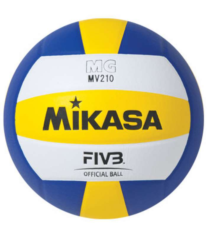 ~ Out of stock  Mikasa MVA210 Official Size 5 Volleyball FIVB Approved