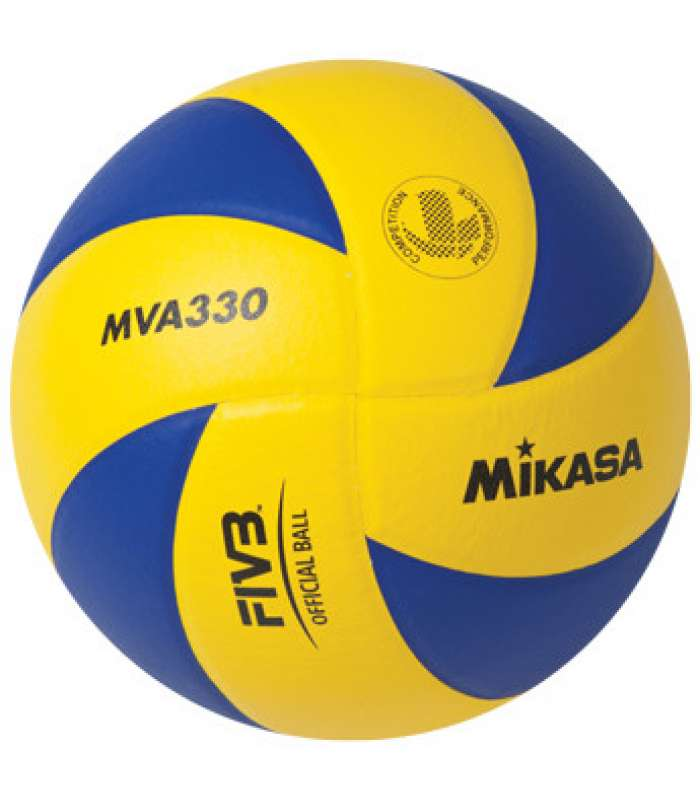 ~Out of stock Mikasa MVA330 Official Size 5 Volleyball FIVB Approved
