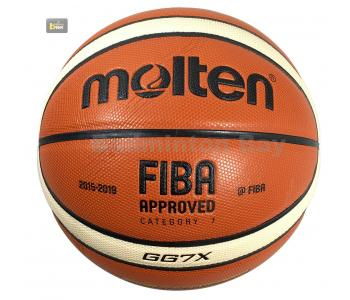 NEW Molten GG7X Basketball (BGG7X) Composite Leather FIBA Approved Indoor Outdoor