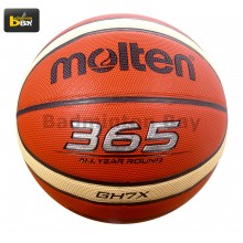 NEW Molten GH7X Basketball (BGH7X) Synthetic Leather FIBA Approved Indoor Outdoor