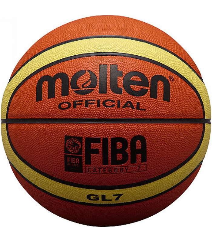 ~Out of stock Molten GL7 Basketball (BGL7) Top Genuine Leather