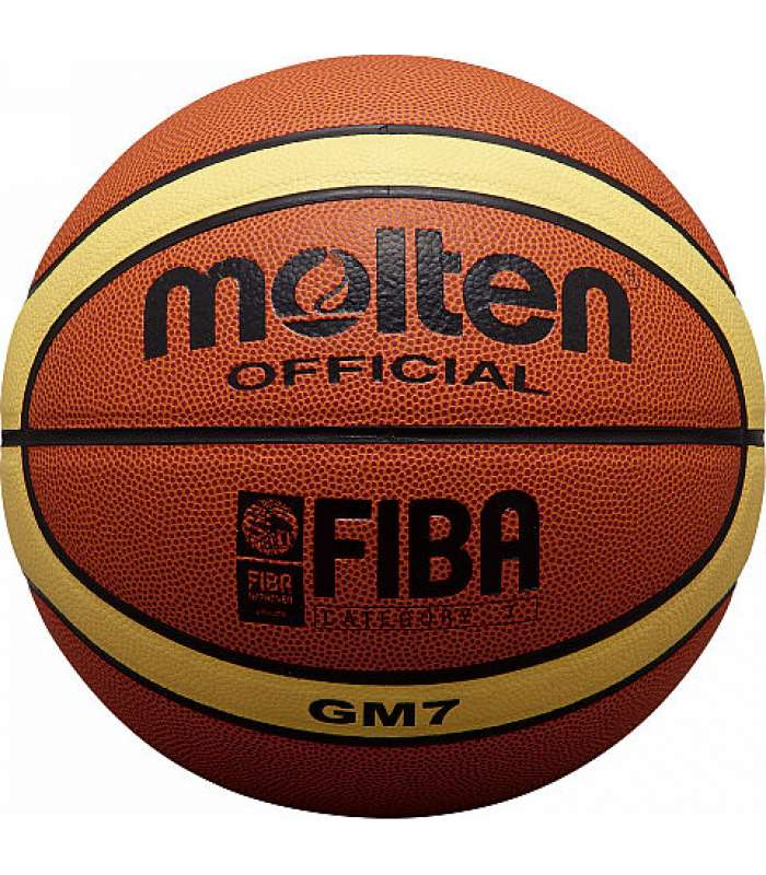 ~Out of stock Molten GM7 Basketball (BGM7) PU Leather
