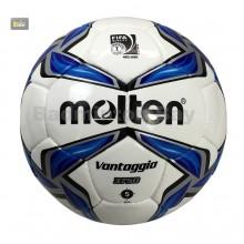 Molten F5V3750 Football VANTAGGIO White Blue Size 5 FIFA
