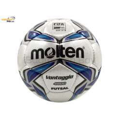 ~Out of stock Molten F9V-4800 Official Vantaggio Futsal Ball Hand Stitched