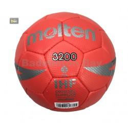 Molten H3X3200 Handball PU Leather Hand Stitched Size 3