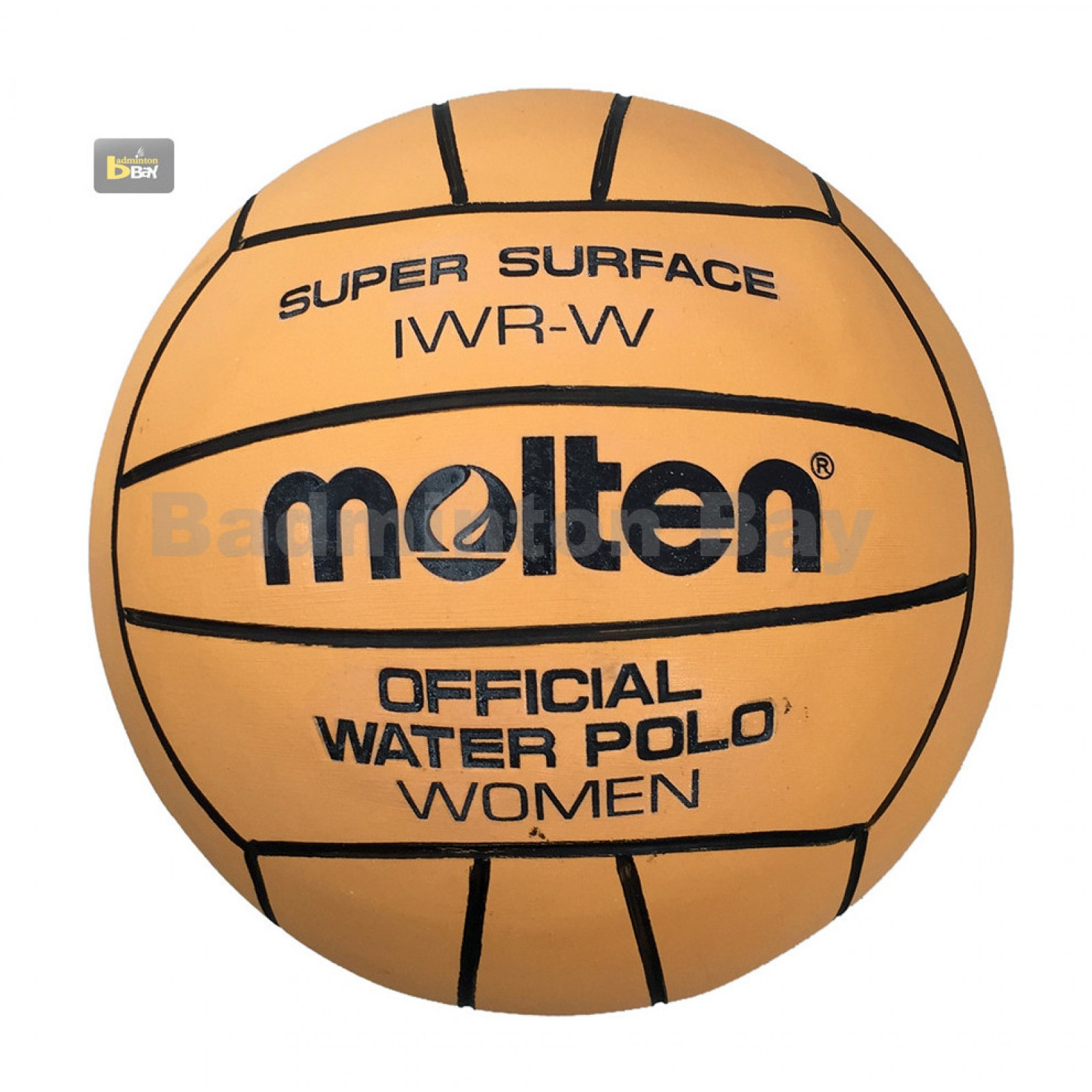 Molten IWR-W Waterpolo Ball Size 4 (Women) f118a6f27