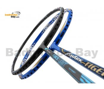 2 Pieces Deal: Abroz Nano Power Force Light + Abroz Shark Tiger Badminton Racket