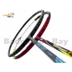 2 Pieces Deal: Abroz Nano Power Force Light + Abroz Nano Power Z-Light Badminton Racket