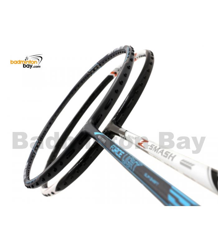 2 Pieces Deal: Abroz Nano Power Force Light + Abroz Nano Power Z-Smash Badminton Racket