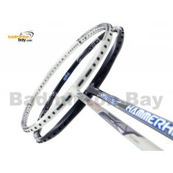 2 Pieces Deal: Abroz Shark Great White + Abroz Shark Hammerhead Badminton Racket