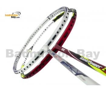 2 Pieces Deal: Abroz Shark Great White + Abroz Nano Power Z-Light Badminton Racket