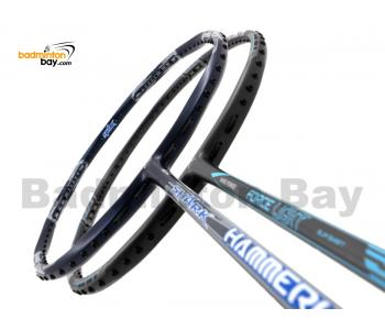 2 Pieces Deal: Abroz Shark Hammerhead + Abroz Nano Power Force Light Badminton Racket