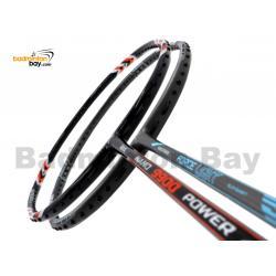 2 Pieces Deal: Abroz Nano 9900 Power + Abroz Nano Power Force Light Badminton Racket