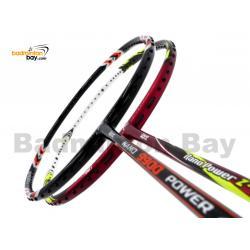 2 Pieces Deal: Abroz Nano 9900 Power + Abroz Nano Power Z-Light Badminton Racket