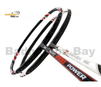 2 Pieces Deal: Abroz Nano 9900 Power + Abroz Nano Power Z-Smash Badminton Racket