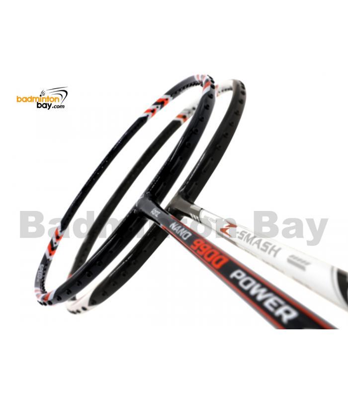 2 Pieces Deal: Abroz Nano 9900 Power + Abroz Nano Power Z-Smash Badminton Racket