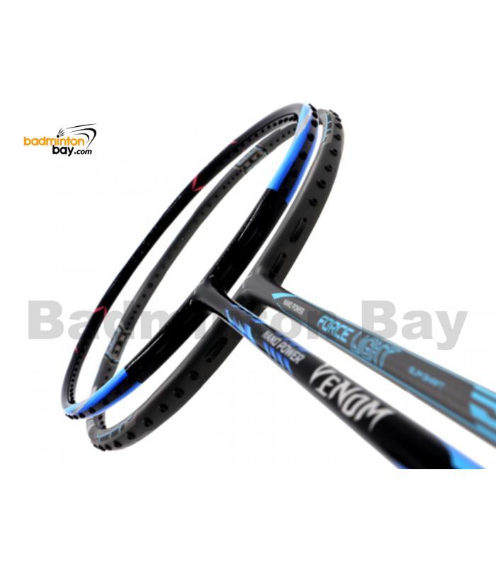 2 Pieces Deal: Abroz Nano Power Venom + Abroz Nano Power Force Light Badminton Racket