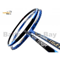 2 Pieces Deal: Abroz Nano Power Venom + Abroz Shark Tiger Badminton Racket