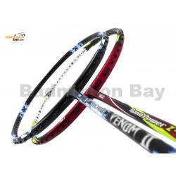 2 Pieces Deal: Abroz Nano Power Venom II + Abroz Nano Power Z-Light Badminton Racket