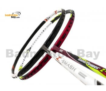 2 Pieces Deal: Abroz Nano Power Z-Smash + Abroz Nano Power Z-Light Badminton Racket