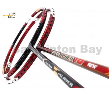 2 Pieces Deal: Apacs EdgeSaber 10 Red + Apacs EdgeSaber Z Slayer Badminton Racket
