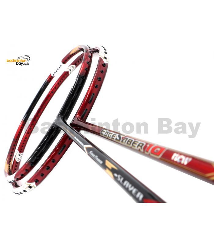 2 Pieces Deal: Apacs EdgeSaber 10 Red + Apacs EdgeSaber Z Slayer Badminton Racket