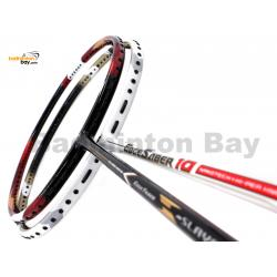 2 Pieces Deal: Apacs EdgeSaber 10 White + Apacs EdgeSaber Z Slayer Badminton Racket