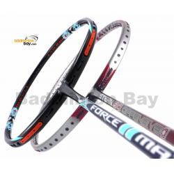 2 Pieces Deal: Apacs Force II Max Dark Grey + Apacs Stern 90 Offensive Badminton Racket
