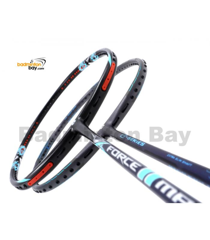 2 Pieces Deal: Apacs Force II Max Dark Grey + Apacs Z Series Badminton Racket