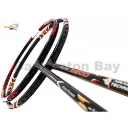 2 Pieces Deal: Apacs Edgesaber Z Slayer + Apacs Nano 9900 Badminton Racket