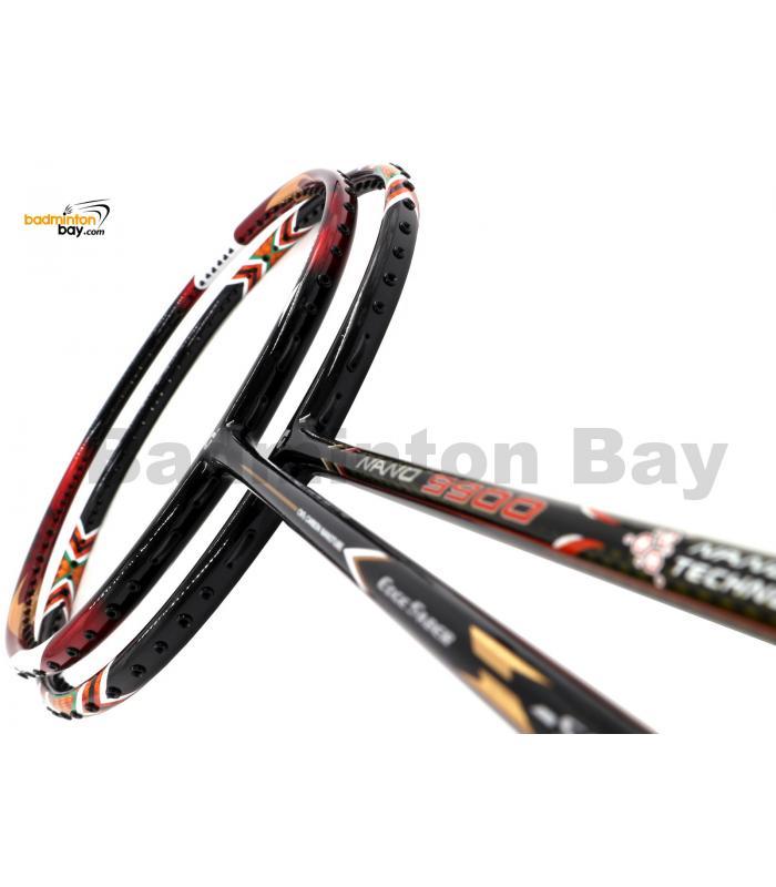 2 Pieces Deal: Apacs Edgesaber Z Slayer + Apacs Nano 9900 Badminton Racket