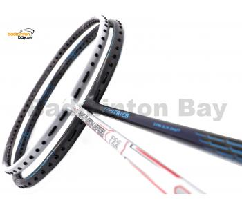 2 Pieces Deal: Apacs Nano Fusion Speed 722 White + Apacs Z Series Badminton Racket