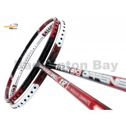 2 Pieces Deal: Apacs Nano Fusion Speed XR Black Red + Apacs Stern 90 Offensive Badminton Racket